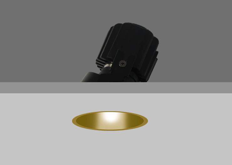 MINITRIM 62 DIRECTIONAL Gold
